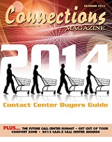 December 2013 issue of Connections Magazine
