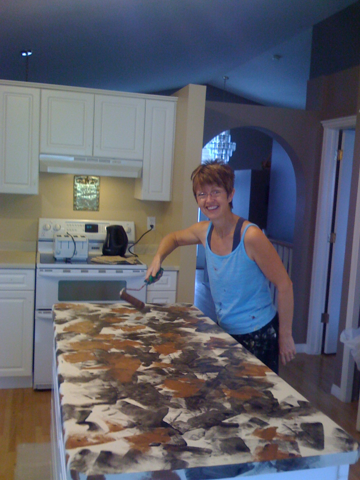 Paint Your Countertops Hope For The Rest Of Us