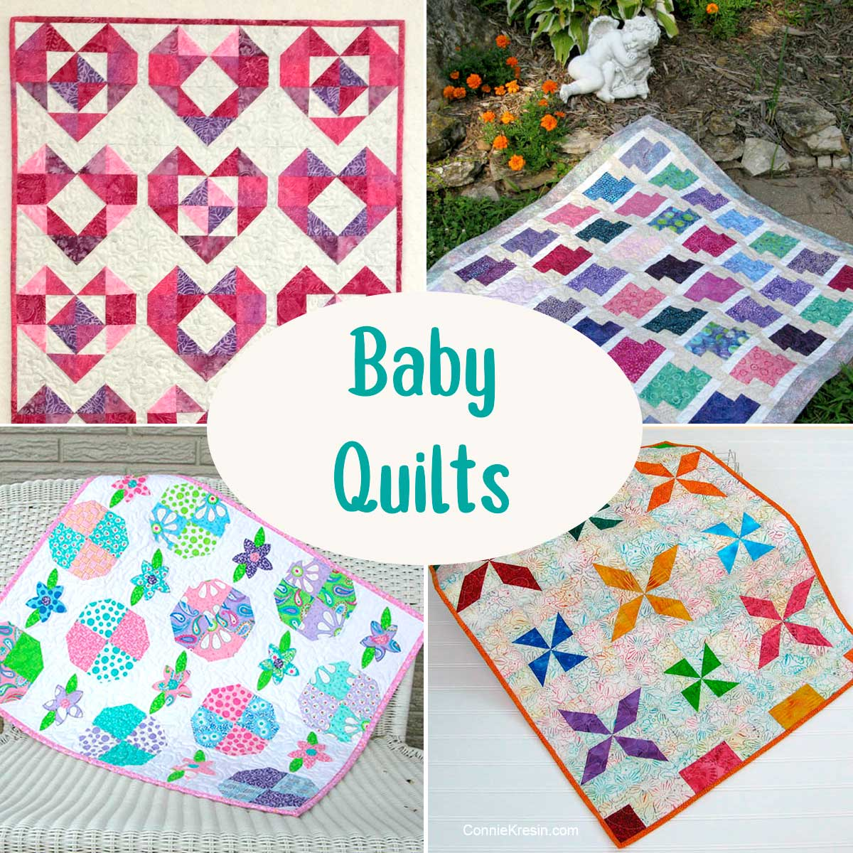 Baby Quilts.com Baby Quilt Tutorials Archives Freemotion By The River