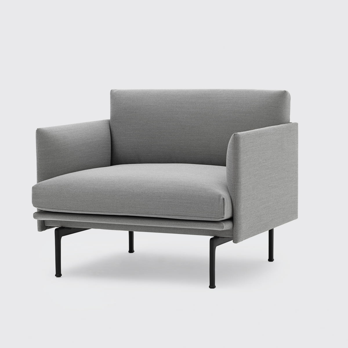 Connox Sessel Outline Sessel Von Muuto Connox At