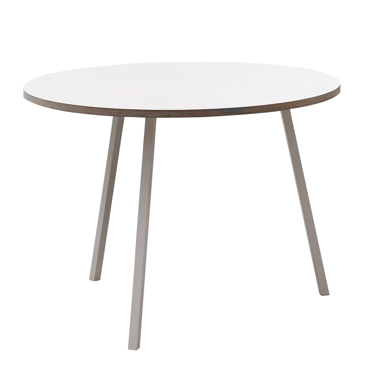 Runder Esstisch Vitra The Round Loop Stand Table By Hay In The Shop