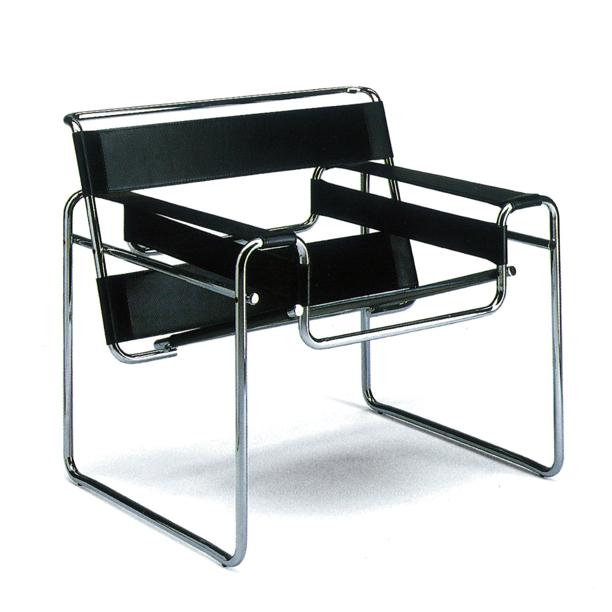 Stuhl Wassily Chair By Knoll In The Shop