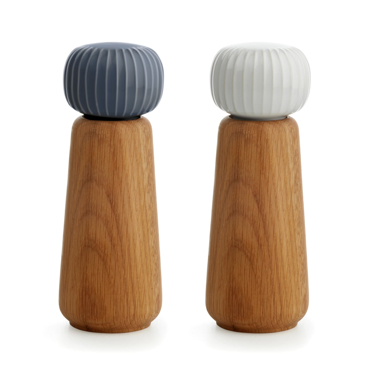 Unique Salt And Pepper Grinders Salt And Pepper Grinders By Kähler