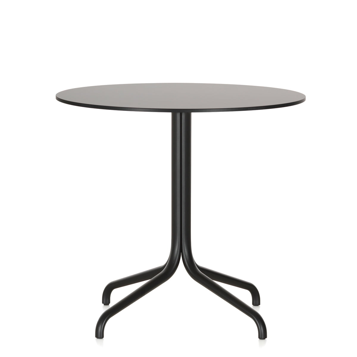 Tisch Vitra Belleville Bistro Table Indoor Round By Vitra