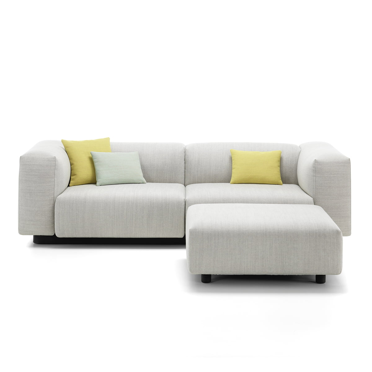 Modular Sofa Soft Modular 2 Seater Sofa From Vitra In The Connox Shop