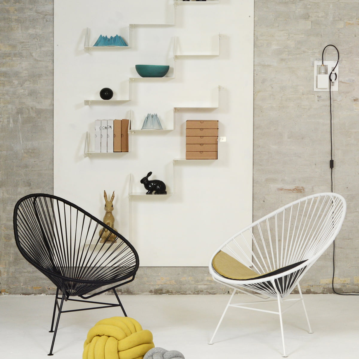 Sessel Acapulco The Ok Design Acapulco Chair In The Shop
