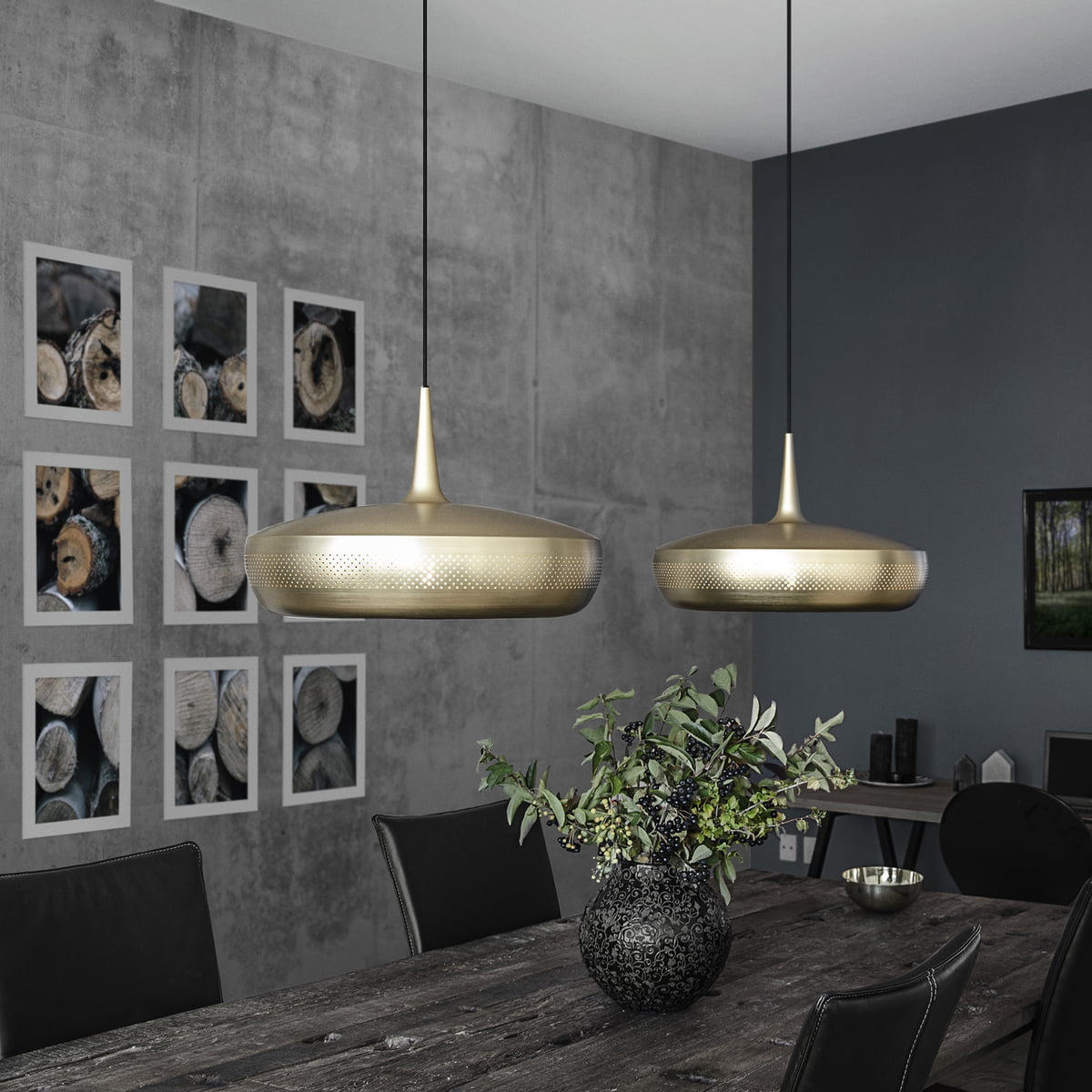 Wohnzimmerlampen Clava Dine Pendant Lamp By Vita In Our Shop