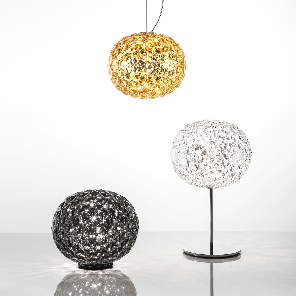 Kartell Lamp Planet Led Pendant Lamp From Kartell In The Shop