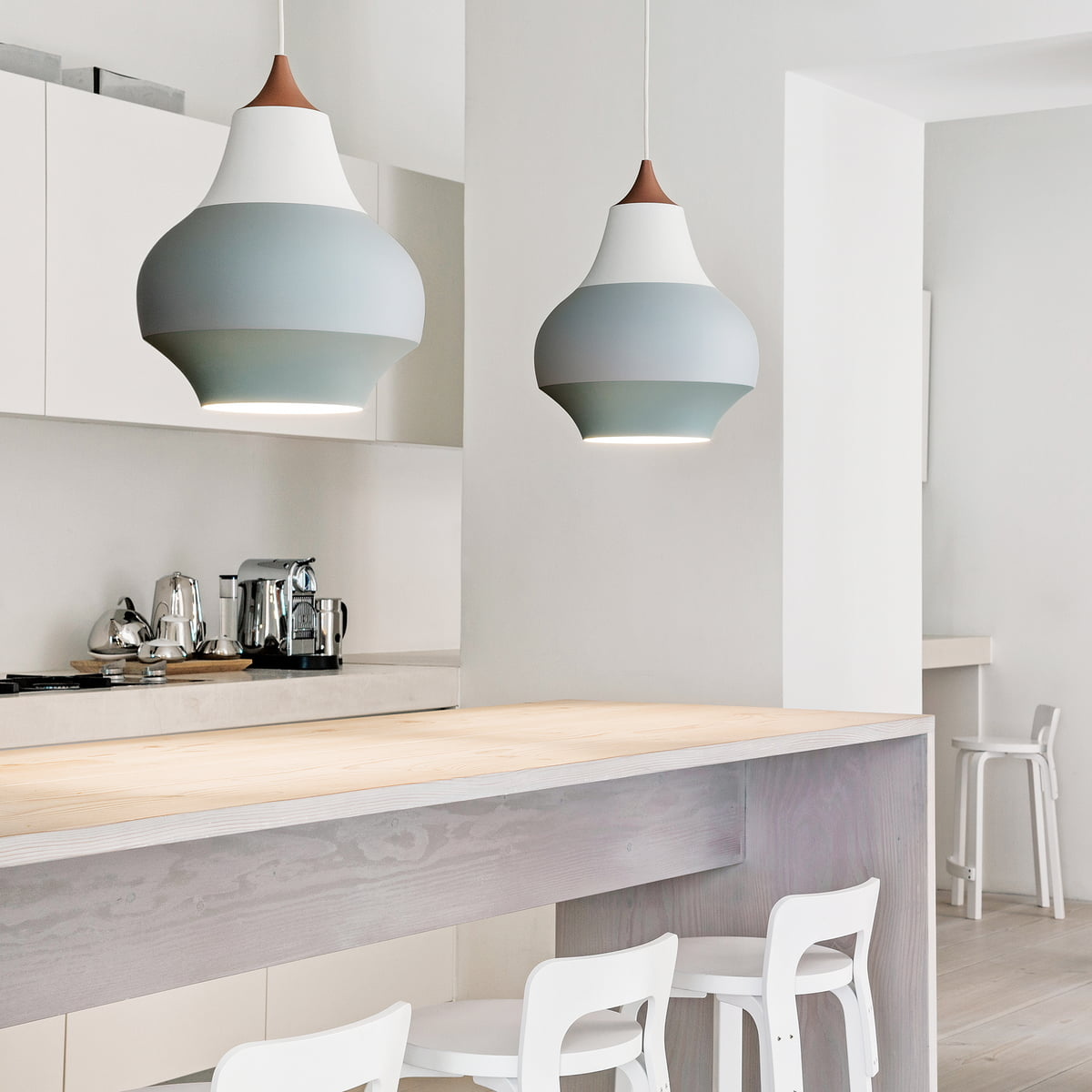 Buy The Cirque Pendant Lamp By Louis Poulsen - Louise Poulsen