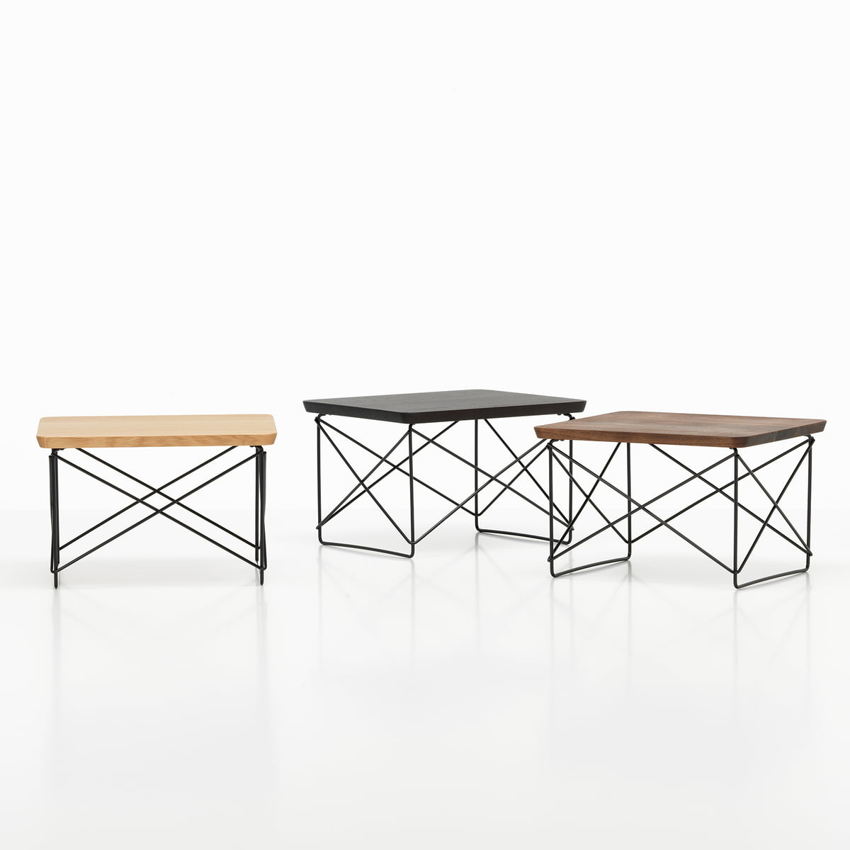 Eames Vitra Eames Occasional Table Ltr By Vitra Connox