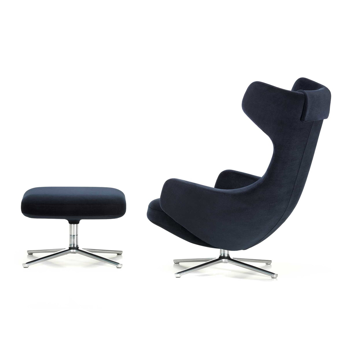 Grand Repos Sessel Grand Repos Sessel 43 Ottoman Vitra Shop