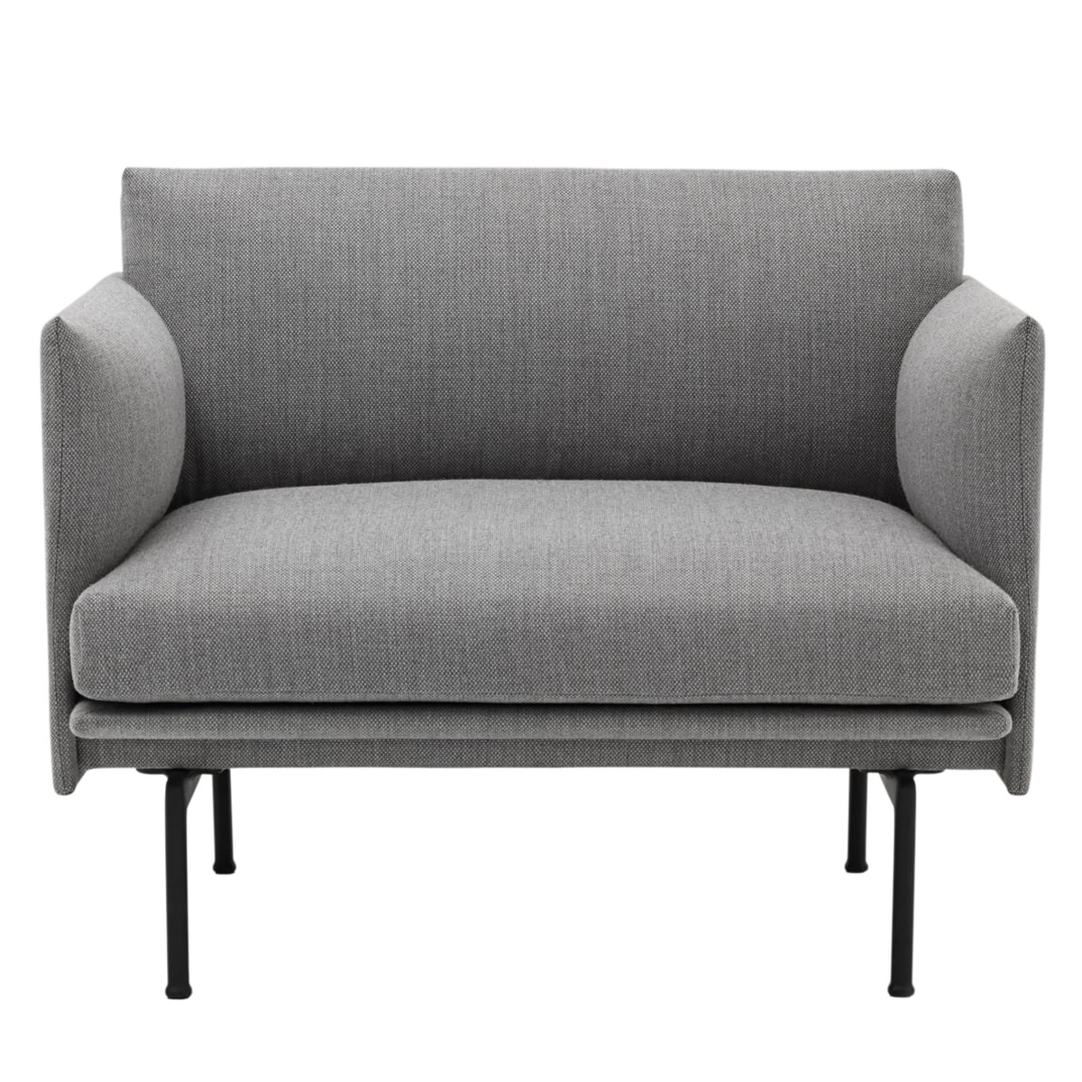 Fjord Sessel Outline Sessel Von Muuto Connox Shop