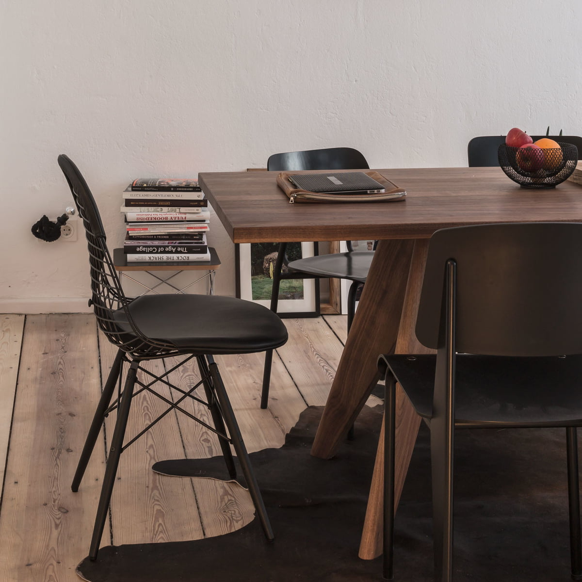 Eames Vitra Table Eames Occasional Table Ltr Von Vitra Connox