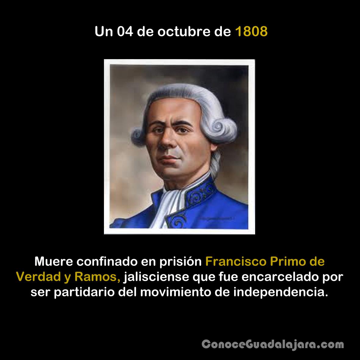 04-octubre-muere-Francisco-Primo