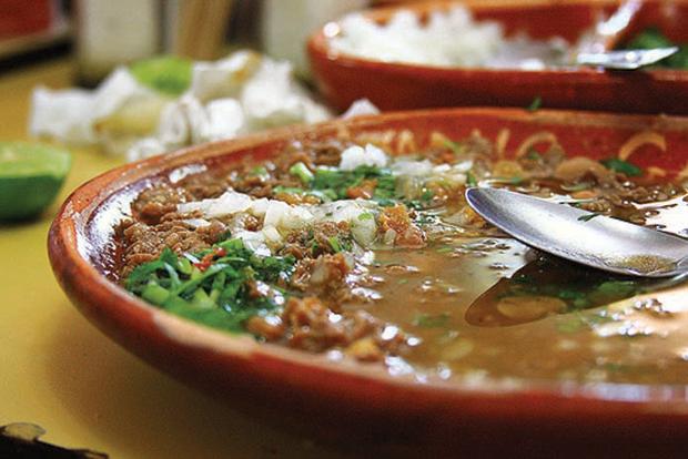 Comida Guadalajara carne en su jugo