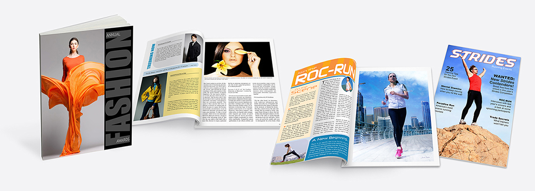 Event Program, Catalog and Magazine Design  Printing Conolly Printing - Event Program