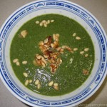 Stupidly Healthy Green Vegetable Soup Recipe
