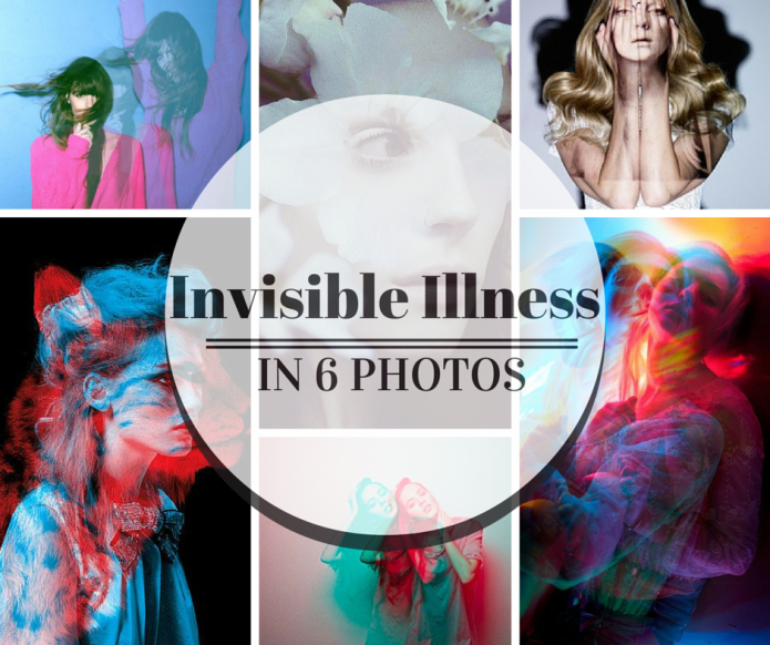 Invisible illness in 6 pictures
