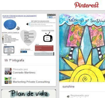 Pinterest Y Mi Primera Infografía