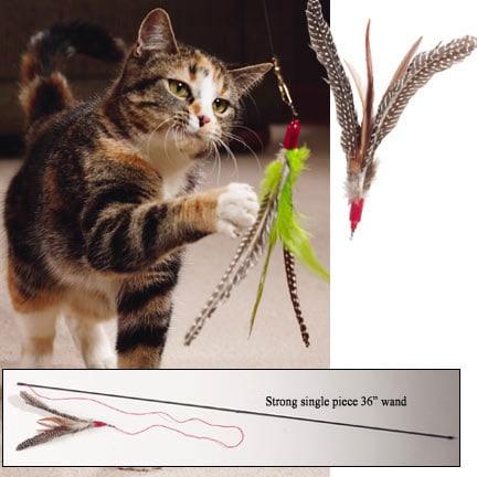 Da-Bird-cat-toy
