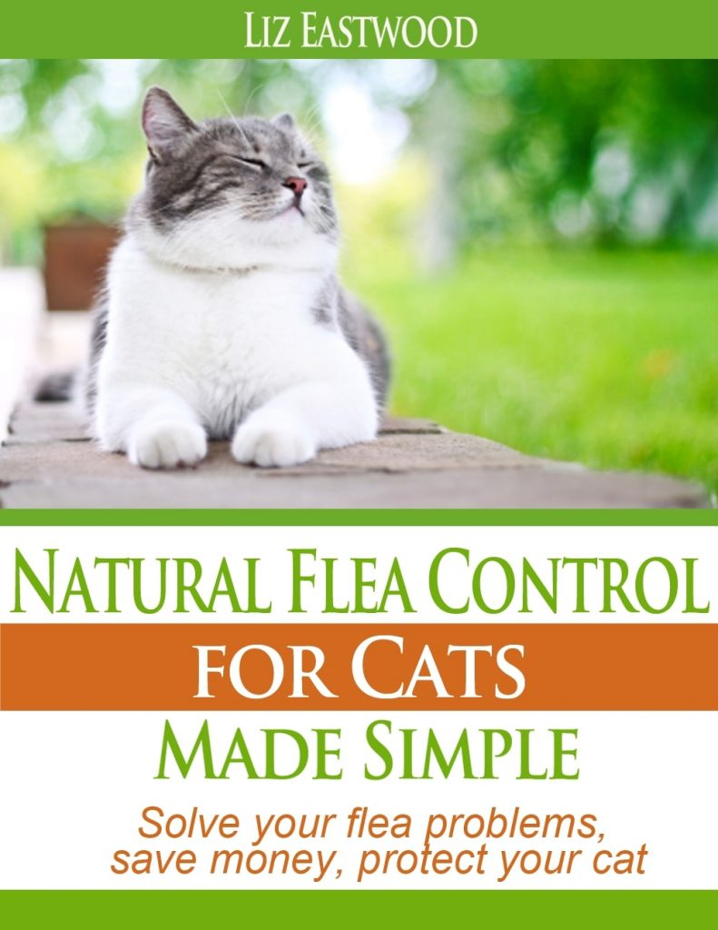 Cat Flea Control Without Chemicals