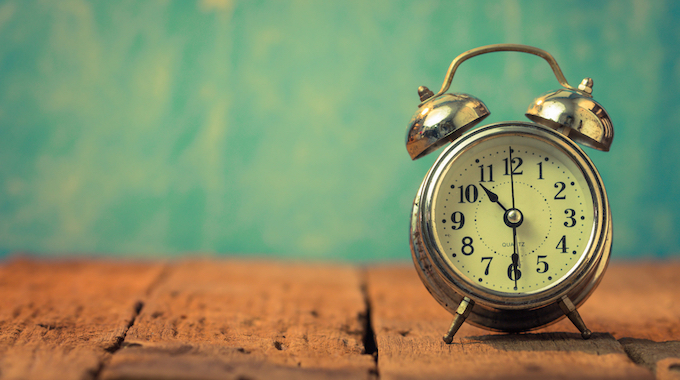Does Our Body Clock Know When Our Most Productive Hours Are?