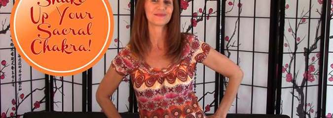 Heal Your Sacral Chakra for More Joy, Intimacy and Creativity (Under 5 Mins)