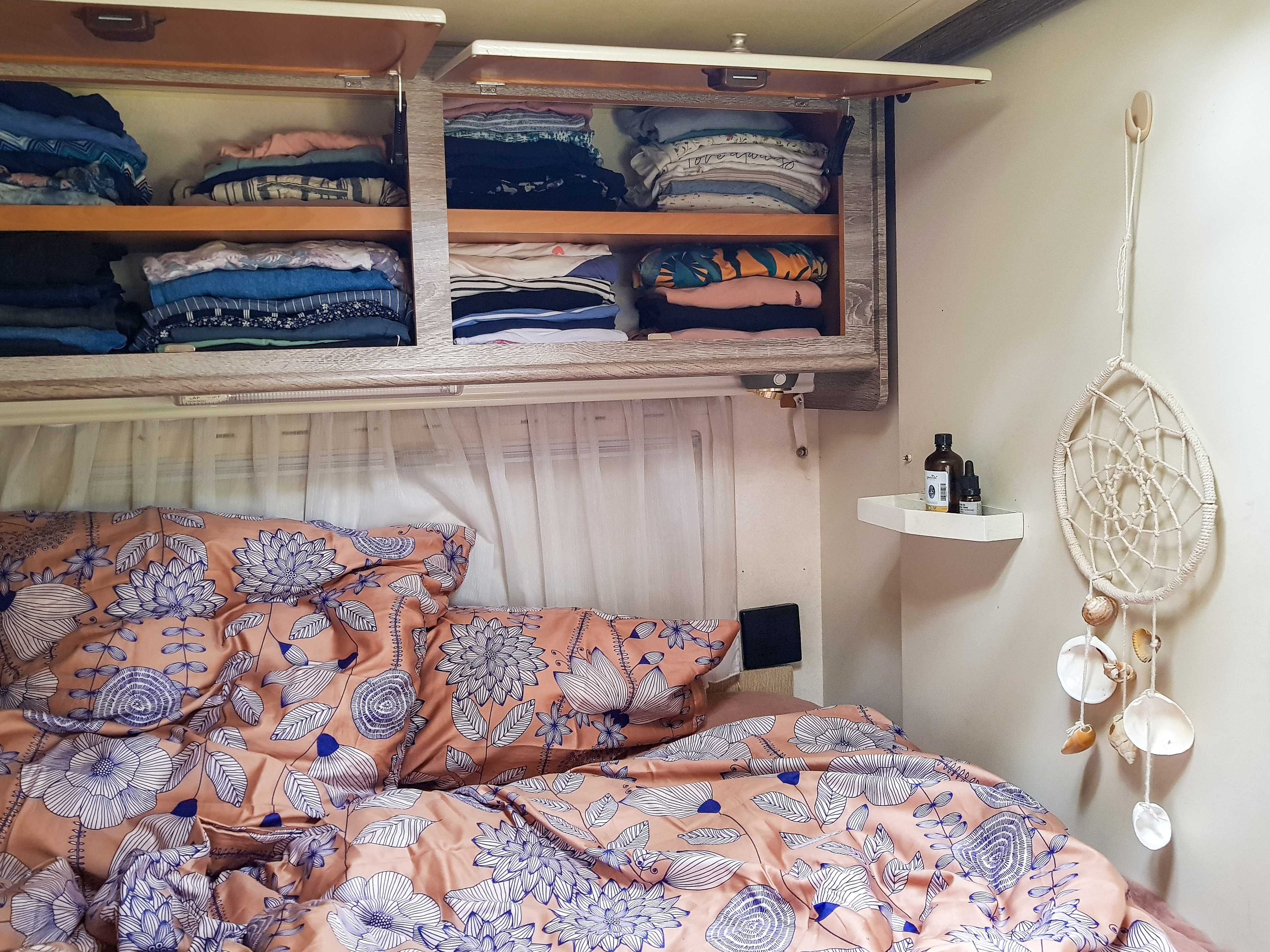 Schlafzimmer Wohnmobil Bettwäsche Hess Natur Vanlife Bedroom 4 Conscious Lifestyle Of Mine