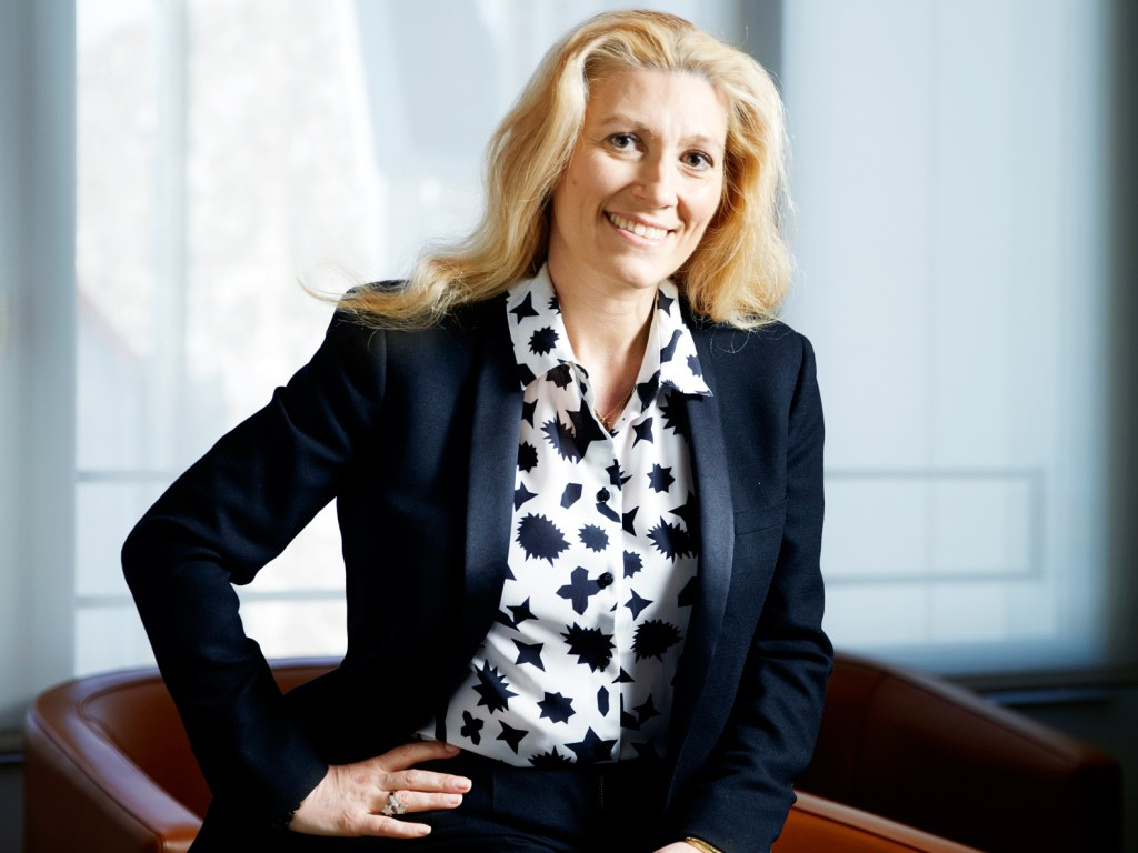 MARIE-CLAIRE DAVEU (CHIEF SUSTAINABILITY OFFICER AND HEAD OF INTERNATIONAL INSTITUTIONAL AFFAIRS, KERING)