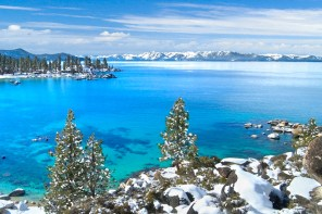 The Magic Of Lake Tahoe: Spring Skiing