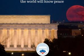 Chanting 4 Change: October 8th, Lincoln Memorial