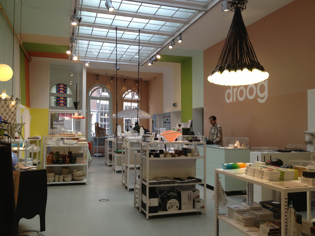 Droog Design Amsterdam Droog Dutch Design Store Overview Photo By Conscious Travel Guide