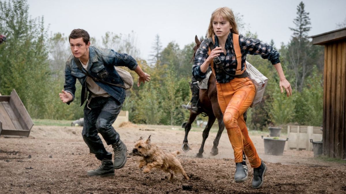 Watch The Trailer For Chaos Walking Starring Daisy Ridley And Tom Holland