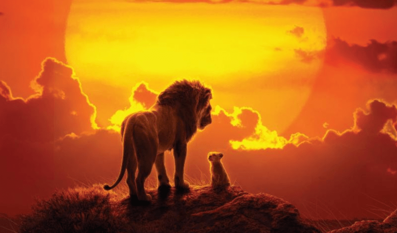 where can i watch the lion king movie