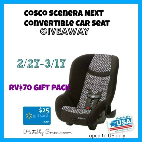Rear Facing Car Seat Walmart Cosco Scenera Next Car Seat Review Giveaway Ends 3 17