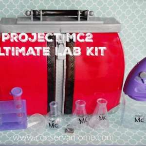Project Mc2 Ultimate Lab Kit Review & Giveaway ends 12/4