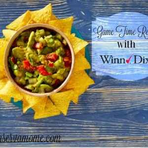 Game Time Ready with Winn-Dixie & $25 Gift Card Giveaway ends 2/11 #Avosmash