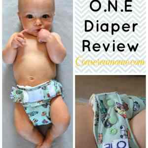 Grovia O.N.E. Diaper Review