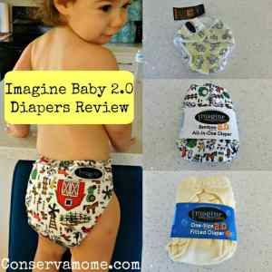Imagine Baby Products 2.0 Diapers Review
