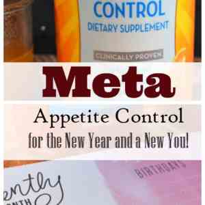 Meta  Appetite Control,  for the New Year and a New You!