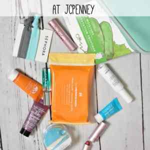 Sephora Favorites:  Refresh, Set, Glow Kit  At JCPenney