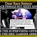 Fatal arrest of Eric Garner was conducted by black female sargeant