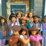 Meet the Radical Brownies, no white girls allowed!