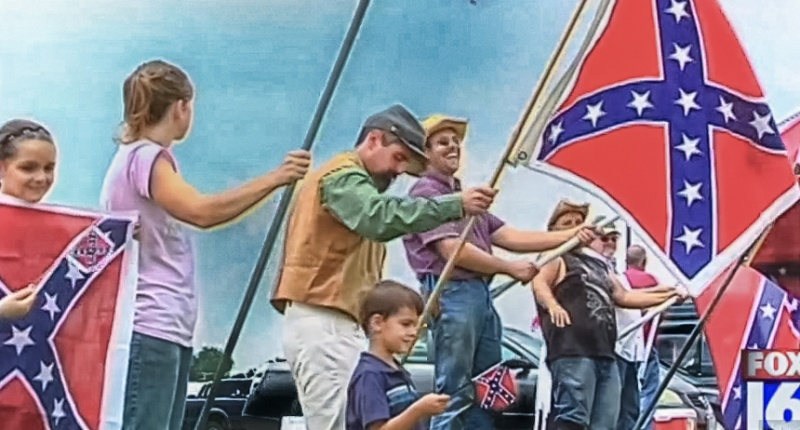 Mainstream Media explains how the Left intends to wipe out the White South