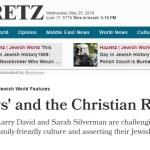 Haaretz: American Jews Glorify Obscenity To Fight Christianity