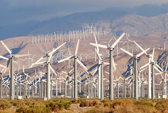 Vertical Axis Wind Turbines Pics