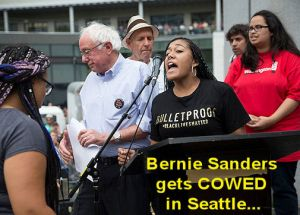 Bernie-Sanders-Cowed-in-Seattle