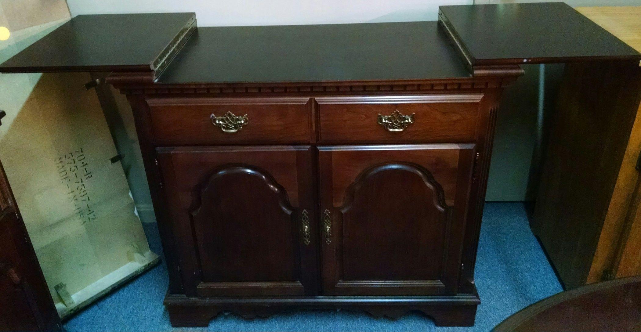 Broyhill Server Delmarva Furniture Consignment