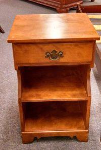 MAPLE NIGHT STAND | Delmarva Furniture Consignment
