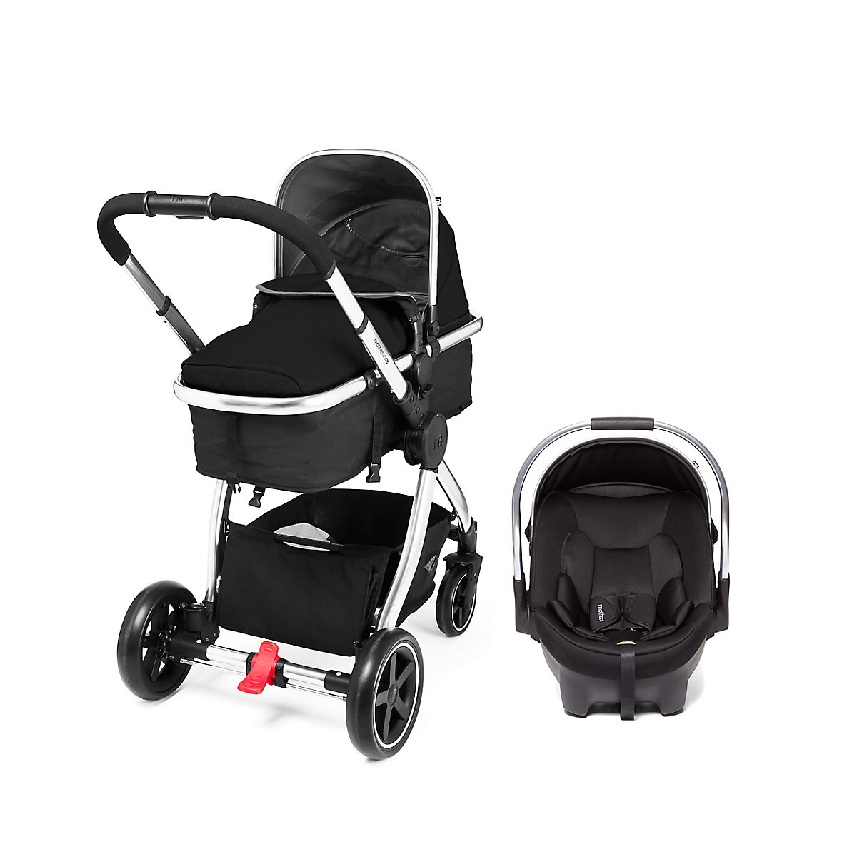 3 Wheel Buggy Vs 4 Wheel Mothercare 4 Wheel Journey Travel System Reviews